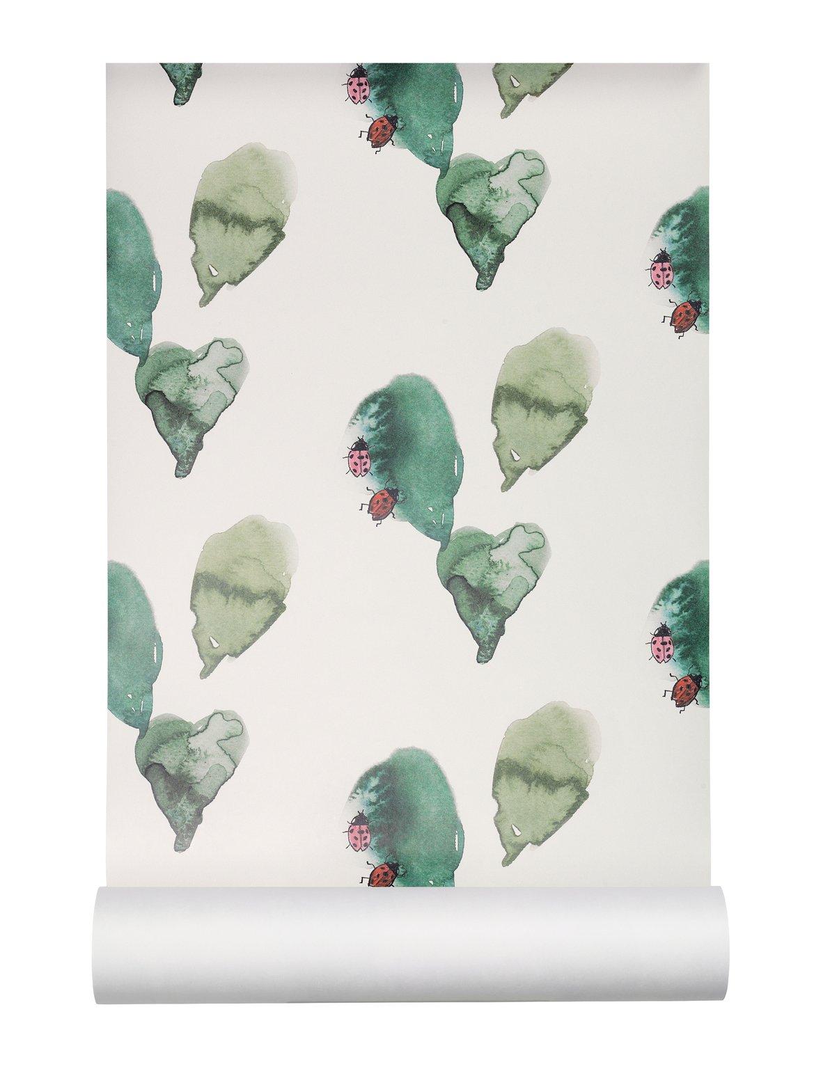 Nofred - Wallpaper - Ladybird Print