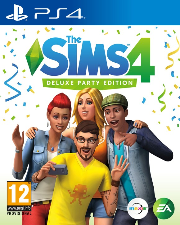 The Sims 4 (Nordic) - Deluxe Party Edition