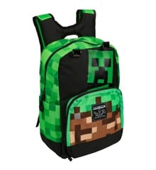 "Minecraft 17"" Creepy Things Backpack"