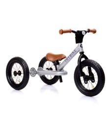 Trybike - 3 hjulet Løbecykel, Sølv