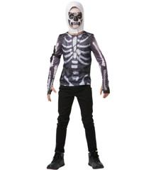 Fortnite - Skull Trooper - Maat 9-10 jaar (R-300208)