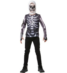 Fortnite - Skull Trooper - Size 9-10 years (R-300208)