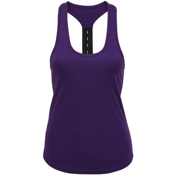 Outdoor Look Womens/Ladies Spean Wicking Cool Dry Gym Vest T