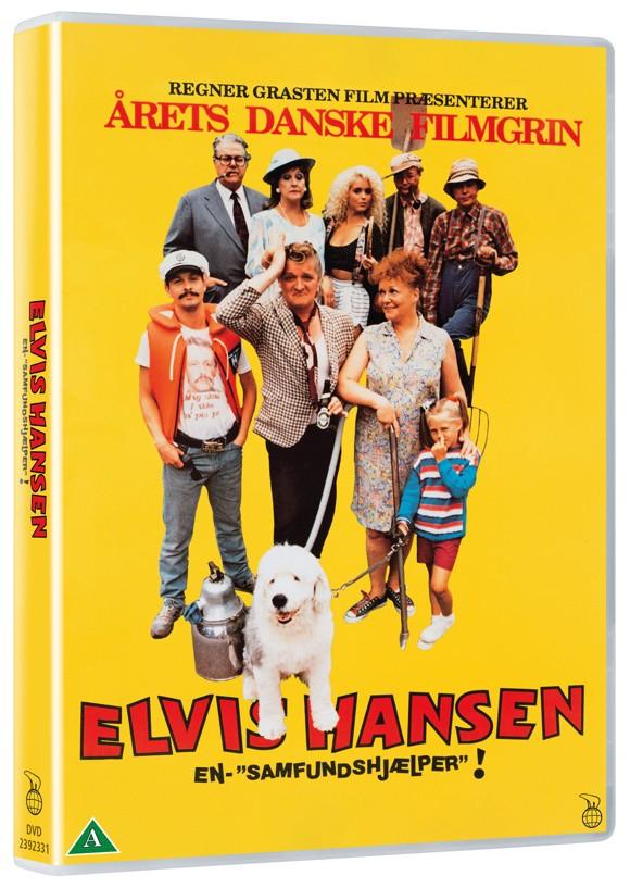 Elvis Hansen - En samfundshjælper - DVD