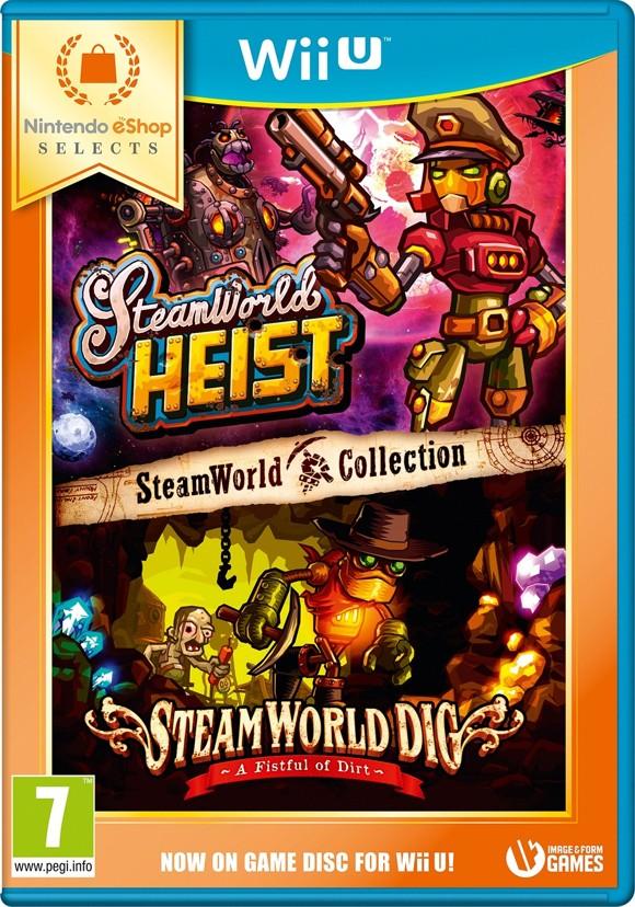 SteamWorld Collection (Nintendo eShop Selects)