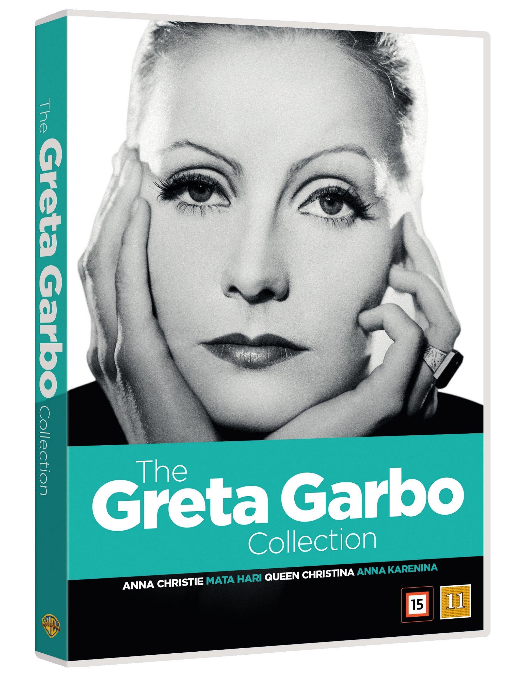 Greta Garbo Collection - DVD