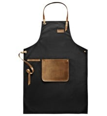 Eva Solo - Aprons Canvas Leather - Black (571113)
