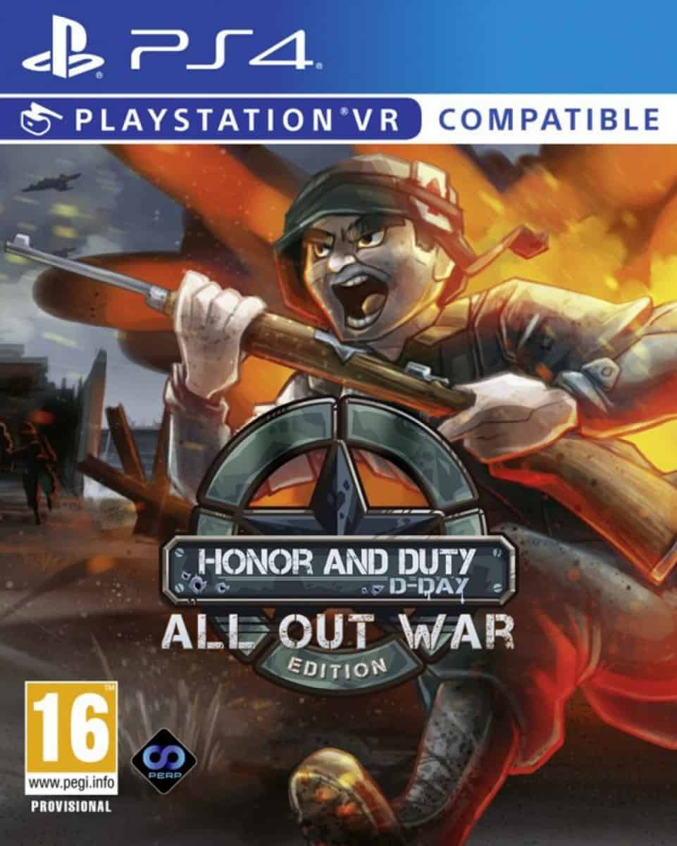 Honor & Duty D-DAY Double Pack (PSVR)