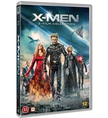 X-Men Original Trilogy -DVD