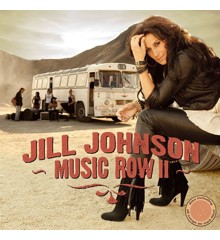 Johnson Jill/Music Row Ii - CD