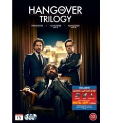 Hangover Trilogy, The - DVD