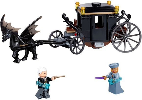 LEGO Harry Potter - Grindelwalds flugt (75951)