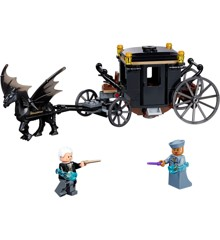 LEGO Harry Potter - Grindelwald's ontsnapping (75951)