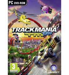 TrackMania Turbo (Code via Email)