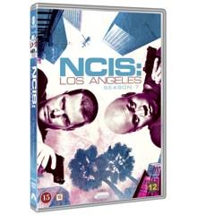NCIS: Los Angeles - Sæson 7 (6 disc) - DVD