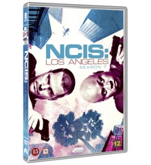 NCIS: Los Angeles - Season 7 (6 disc) - DVD