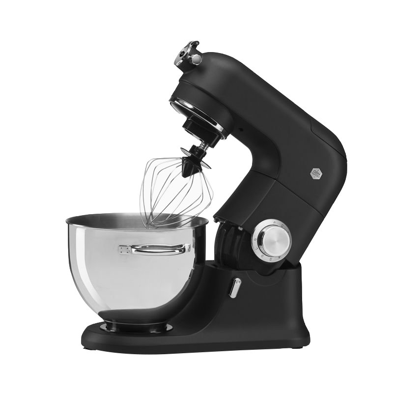 OBH Nordica - Creative Chef Kitchen Machine - Black (6802)