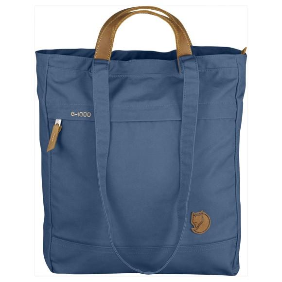 Fjällräven Totepack No 1. Everyday Multipurpose Bag - Blue Ridge