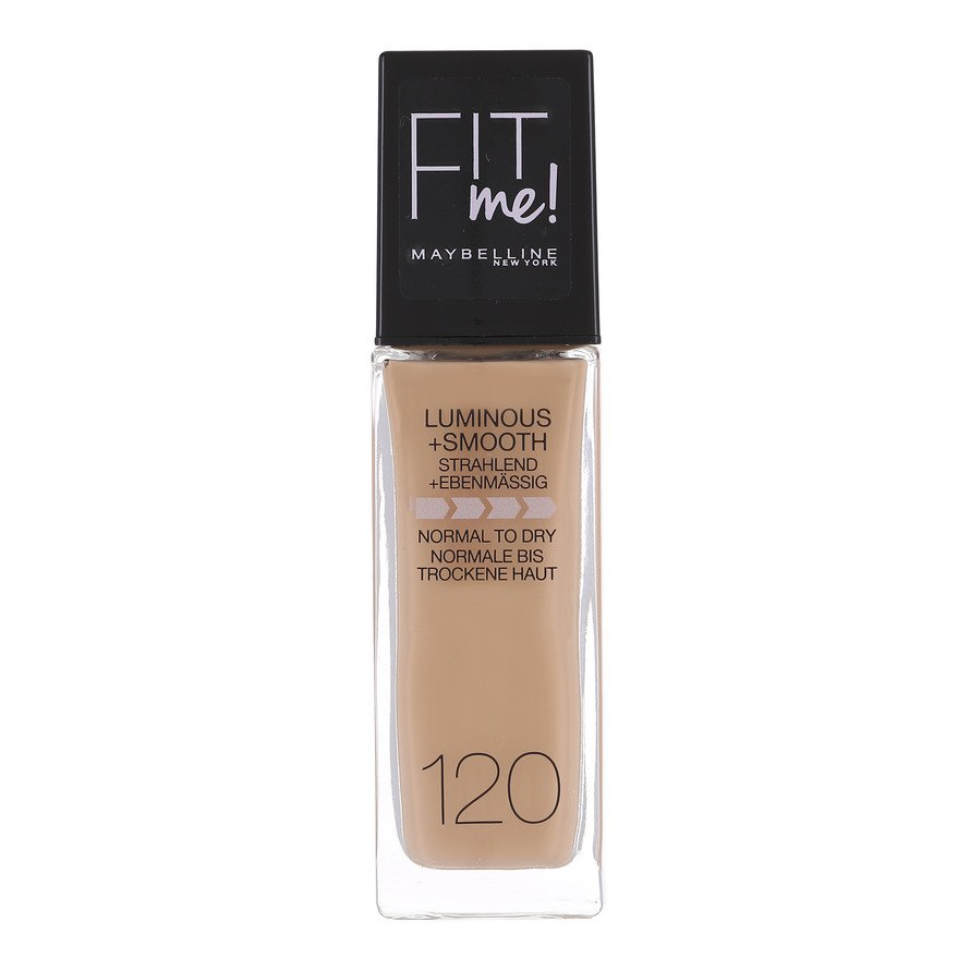 Maybelline - Fit Me Luminous & Smooth Foundation - Classic Ivory 120