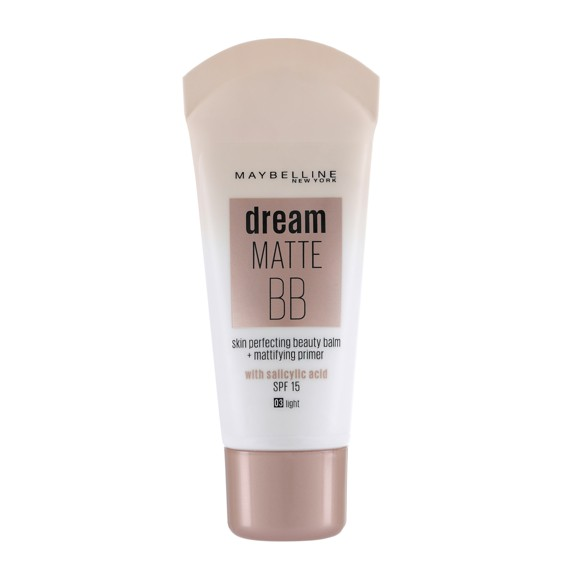 Maybelline - Dream Matte BB Cream - Light