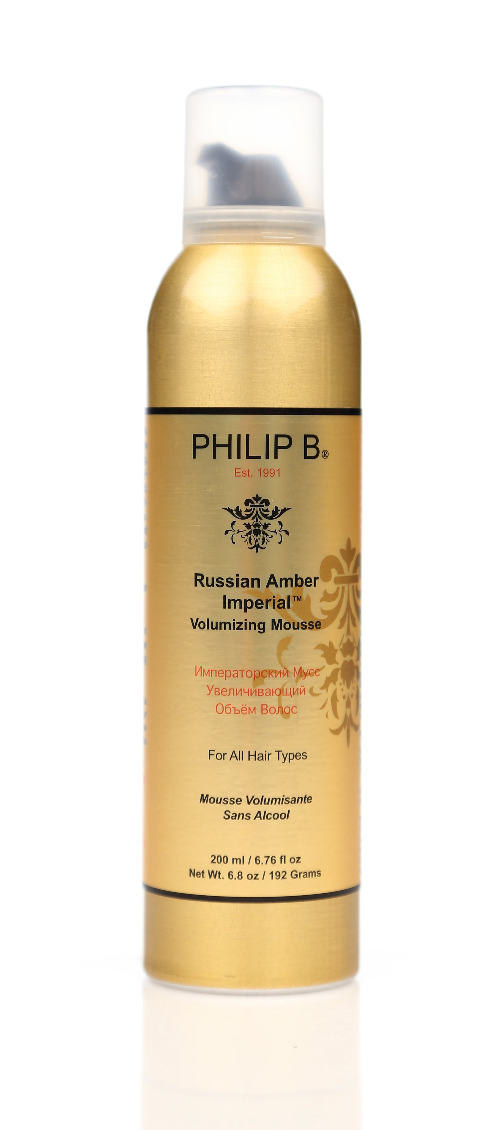 Philip B - Russian Amber Imperial Volumzing Mousse 200 ml