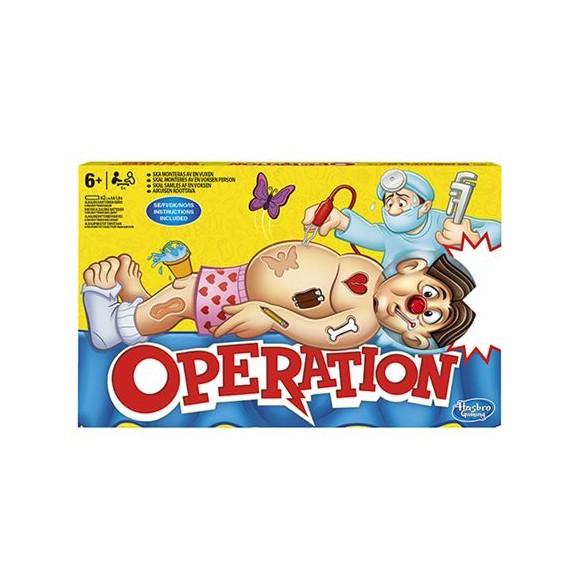 Hasbro Gaming - Operation Classic (B2176)