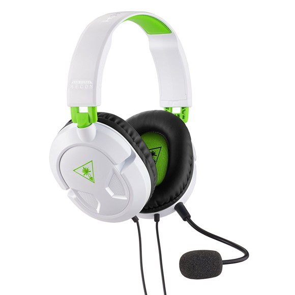 Turtle Beach - Recon 50X Stereo Gaming Headset (White)