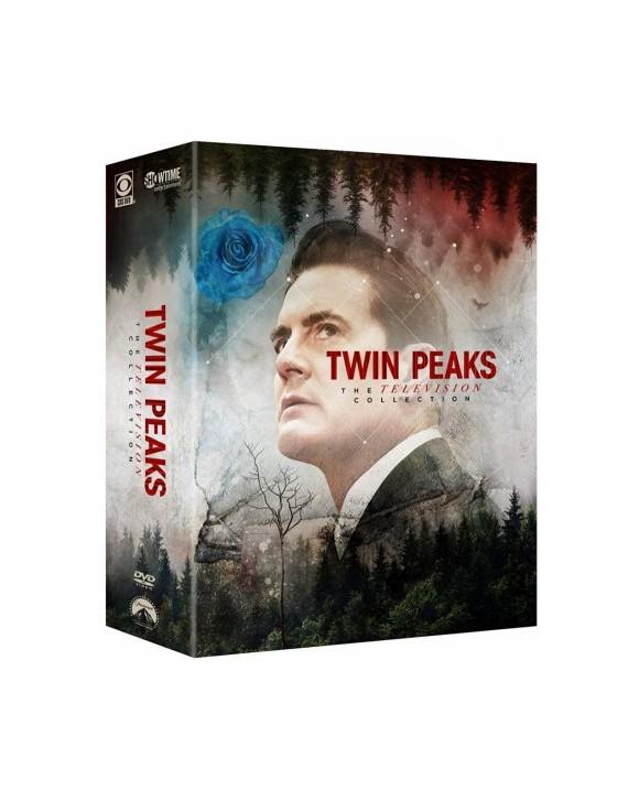 Twin Peaks S1-3 BOX - DVD