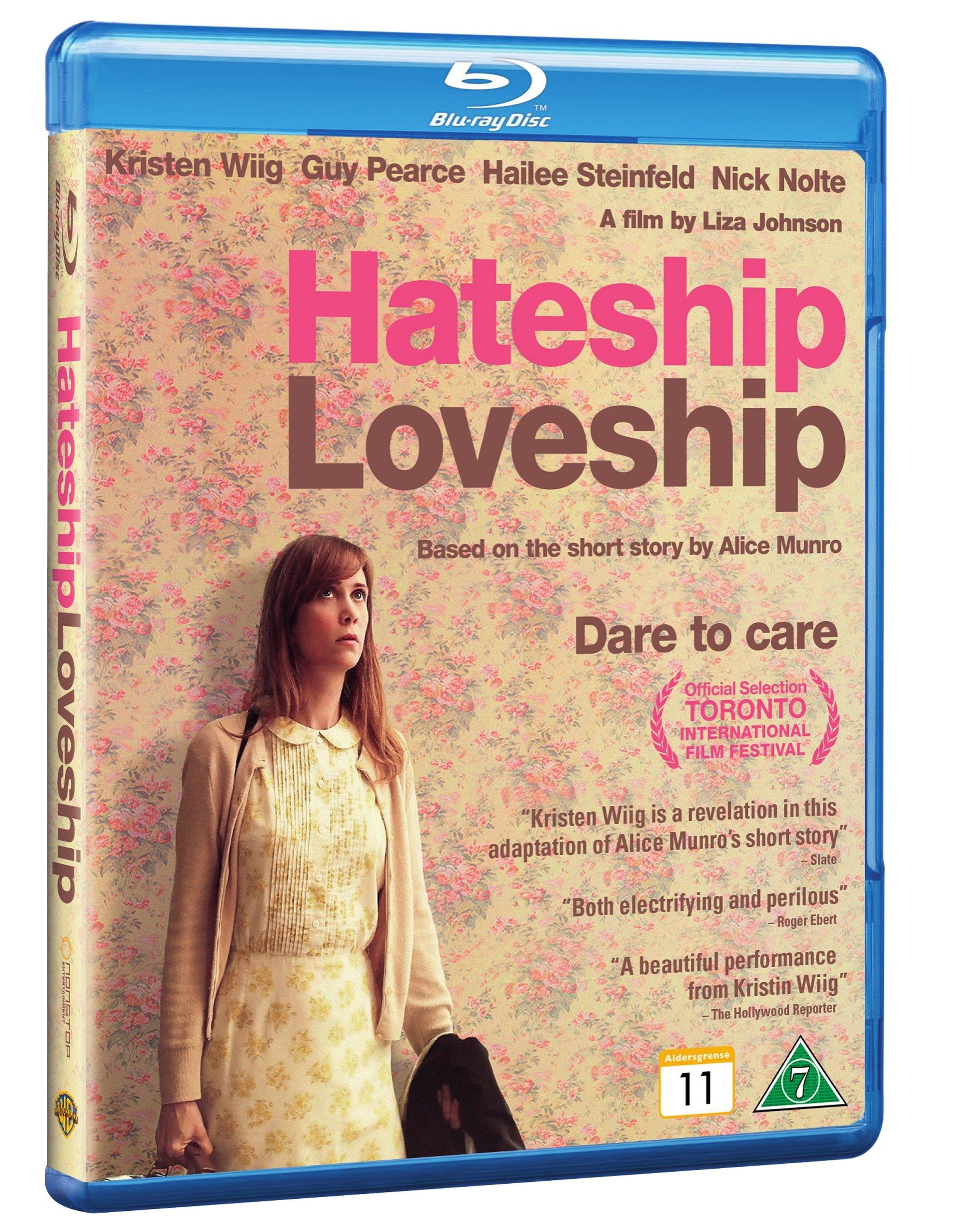 Buy Hateship Loveship Blu Ray