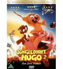 Jungledyret Hugo 2 - DVD