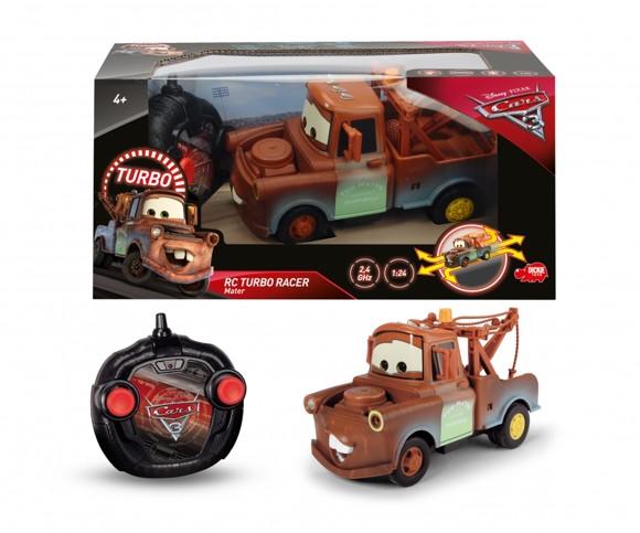 Disney Cars - Turbo Racer Mater, 1:24 (203084008)