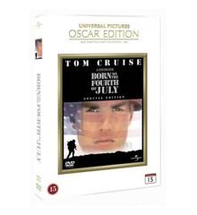 Født den 4. juli/Born on the Fourth of July - Special Edition - DVD