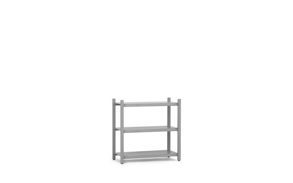 Normann Copenhagen - Work Reol Low - Grey (601035)