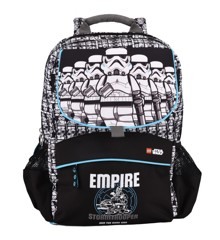 ​LEGO - Starter Plus School Bag - Star Wars - Stormtrooper (20022-1829)