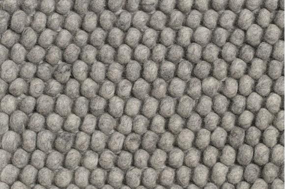 HAY - Peas Tæppe 170 x 240 cm - Medium Grå