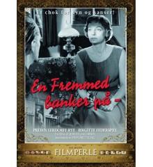 En fremmed banker på (Birgitte Federspiel) - DVD