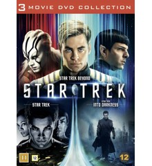 Star Trek: 3-Movie Collection (3-disc) - DVD