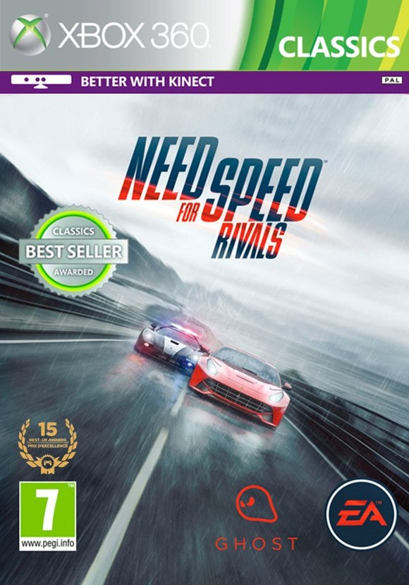 Need for Speed: Rivals (Classics)