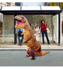 Self-Inflatable Dinosaur Costume