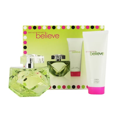 Buy Britney Spears Believe Gift Set