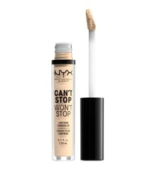NYX Professional Makeup - Can't Stop Won't Stop Concealer - Pale
