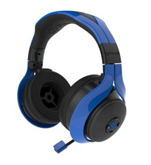 Gioteck FL-300 Bluetooth Headset - Blue