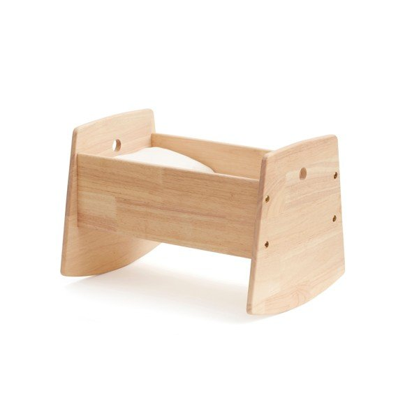 Kids Concept - Doll Bed - Nature (1000406)