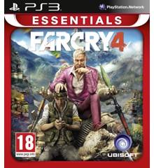 Far Cry 4  (Essentials) (Nordic)