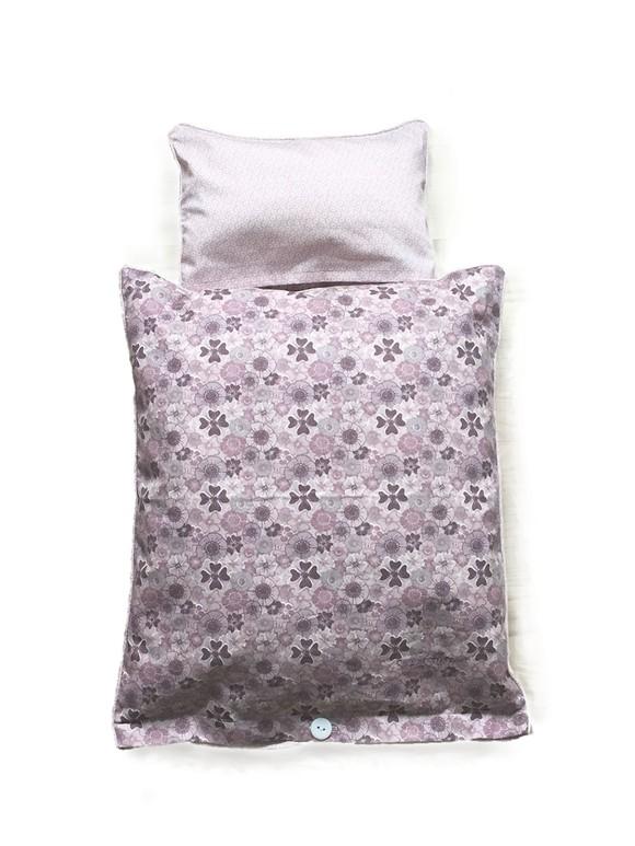Smallstuff - Doll bedding 100% Organic Cotton - Flowers