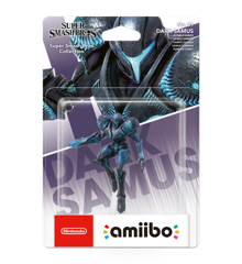 Amiibo Dark Samus  (Super Smash Bros. Collection)