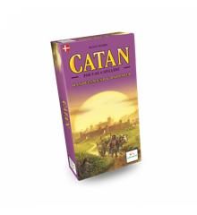 Catan: Handelsmænd & Barbarer - 5-6 Spiller Udvidelse (LPFI428)