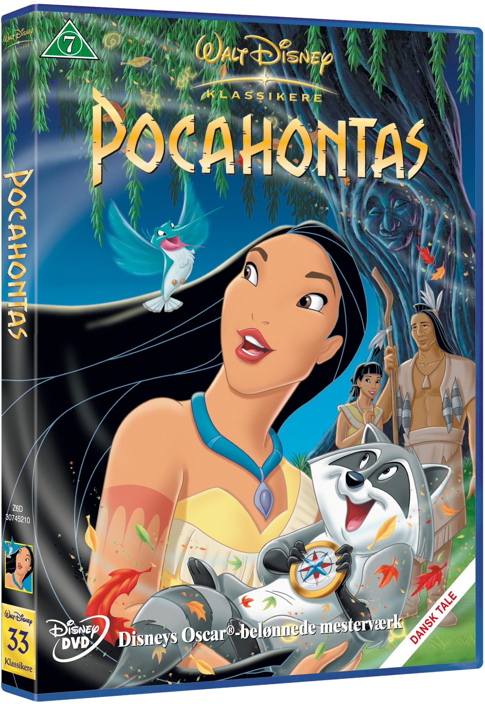 Pocahontas - Disney classic #33