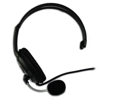 Orb PS3 Elite Chat Headset kuulokkeet Sony PlayStation 3