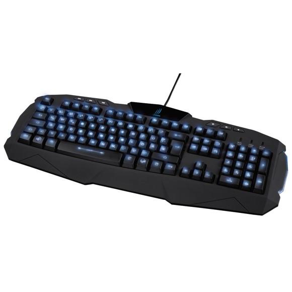 Hama - uRage Illuminated Gaming Keyboard Nordic
